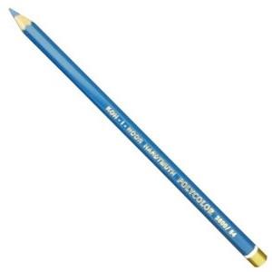 Lápis de Cor Polycolor 3800 54 Cobalt Dark