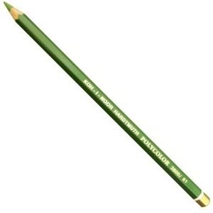 Lápis de Cor Polycolor 3800 61 Sap Green