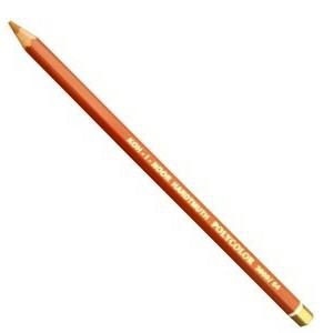 Lápis de Cor Polycolor 3800 64 Burnt Ochre