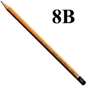 Lápis Graduado Koh-I-Noor 1500 8B