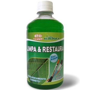 Limpa & Restaura Byo Cleaner 500ml