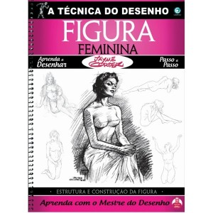 A Técnica do Desenho Figura Feminina - Jayme Cortez