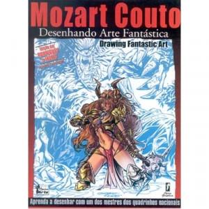 Desenhando Arte Fantástica - Mozart Couto