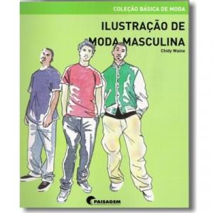Ilustração de Moda Masculina - Coleção Básica