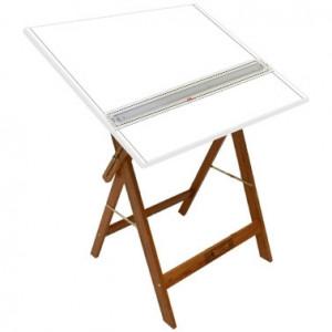Mesa Para Desenho com Régua Paralela 4830 BP-100 Trident