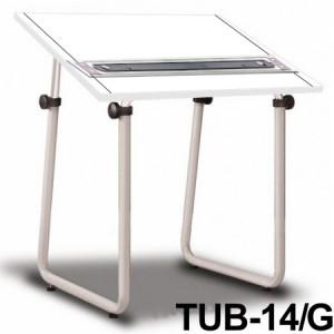Mesa Para Desenho com Régua Paralela Tub 14/G BP-100 Trident