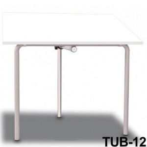 Mesa Para Desenho Tub 12 100x80cm BP-100 Trident