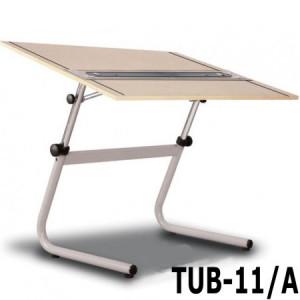 Mesa Para Desenho com Régua Paralela Tub 11/A PA-100 Trident