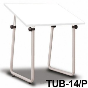 Mesa Para Desenho Tub 14/ P 80x60cm BP-80 Trident