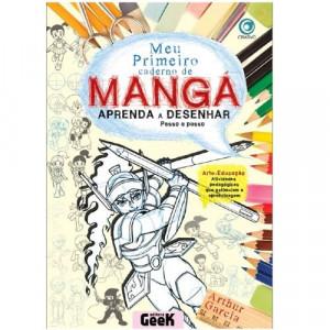 Meu Primeiro Caderno de Mangá Vol. 2 - Arthur Garcia