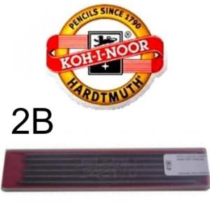 Mina Grafite Koh-I-Noor 2.0mm 2B 4190
