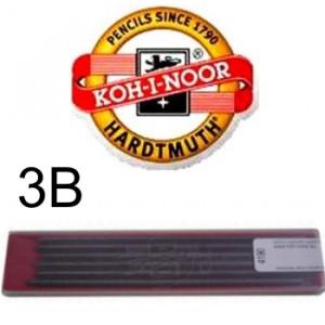 Mina Grafite Koh-I-Noor 2.0mm 3B 4190