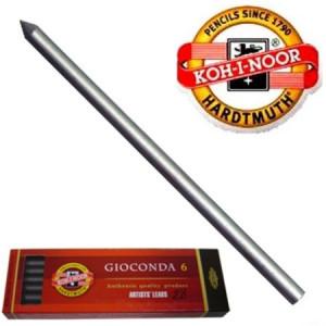 Mina Prata 5.6mm Extra Grossa - Caixa com 06 Minas