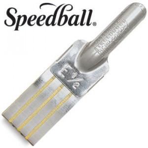 """Pena  de Caligrafia Speedball Pôster 1/2"""""""