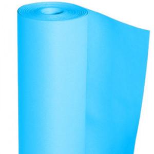Plástico Para Forrar Prancheta Azul 1,00x1,40mt Trident