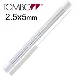Refil Caneta Borracha Mono Zero 2.5x5mm Tombow