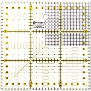 Régua de Patchwork Trident Quadriculada 150x150