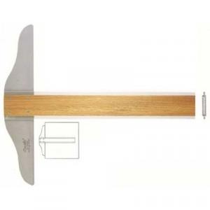 Régua  T  50cm Madeira Trident 5305