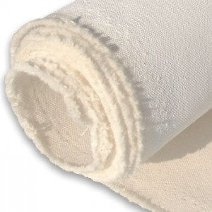 Rolo de Tecido em Algodão Para Tela Preparada 1,65 x 3,00mt