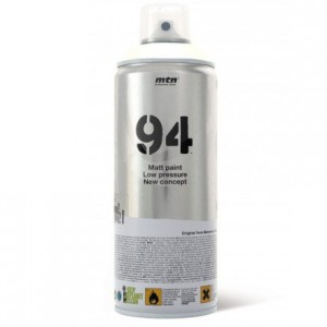 Tinta Spray Montana MTN 94 R-9010 Blanco