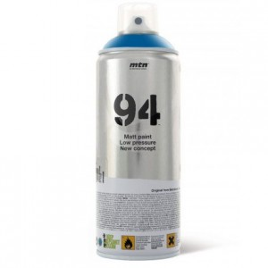 Tinta Spray Montana MTN 94 RV- 30 Azul Electrico