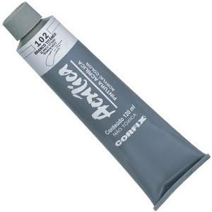 Tinta Acrílica Corfix 120ml  102 Branco Titâneo