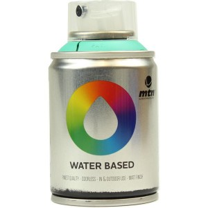 Tinta Spray Acrílico MTN Water Based RV-219 Turquoise Green
