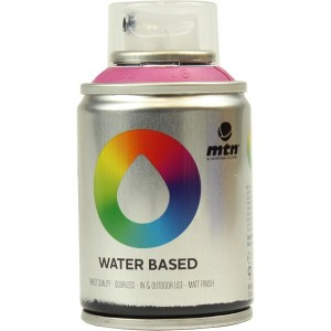 Tinta Spray Acrílico MTN Water Based RV-225 Blue Violet
