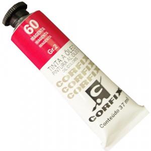 Tinta a Óleo Corfix 37ml 60 Magenta - G2