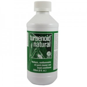 Turpenoid Natural  236ml Weber Art