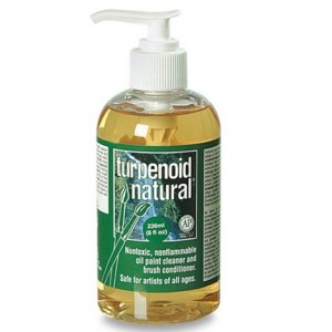 Turpenoid Natural  236ml com Aplicador Weber Art