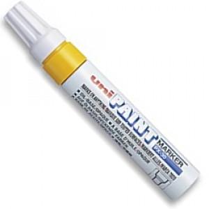 Caneta Permanente Uni-Paint Marker PX-30 Amarelo