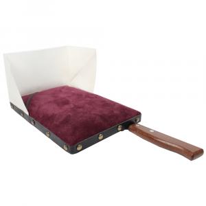 Almofada Para Douração Com Faca 16x24cm