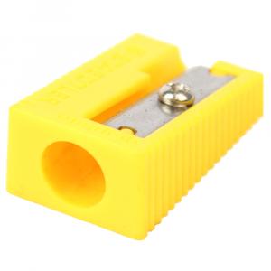 Apontador Staedtler Simples Amarelo 510 50