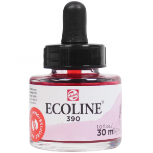 Ecoline Talens 30ml 390 Rose Pastel