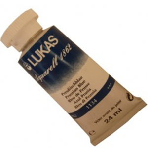 Aquarela Lukas 1862 1134 Prussian Blue
