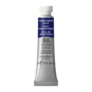 Tinta Aquarela Profissional Winsor & Newton Tubo 5ml S3 321 Indanthrene Blue