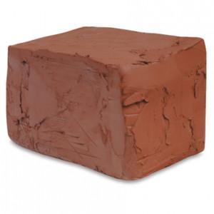 Argila Para Escultura e Artesanato Terracota Chamote Médio 10 Kg