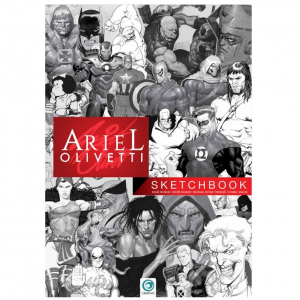 Ariel Olivetti Sketchbook