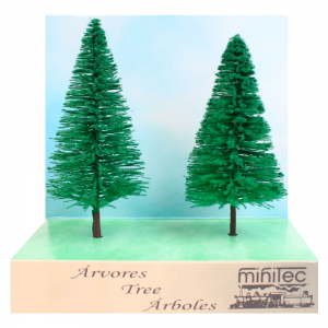 Árvore Para Maquete 710 Minitec 02 Peças