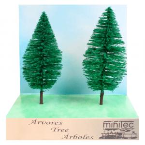 Árvore Para Maquete 769 Minitec 02 Peças