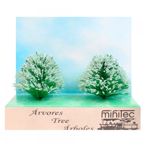 Árvore Para Maquete 778 Minitec 02 Peças