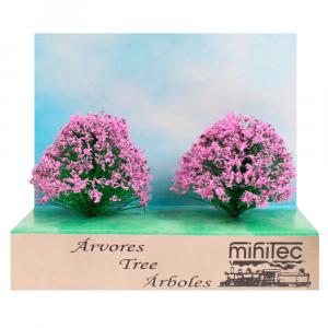 Árvore Para Maquete 779 Minitec 02 Peças