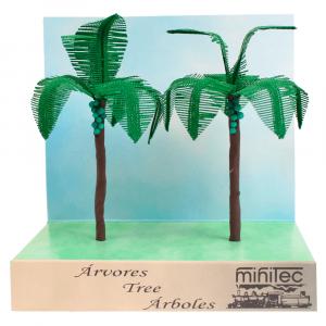 Árvore Para Maquete 785 Minitec 02 Peças