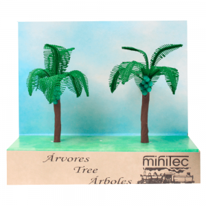Árvore Para Maquete 791 Minitec 02 Peças