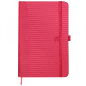 Caderneta Pautada Oxford Signature A6 Vermelho