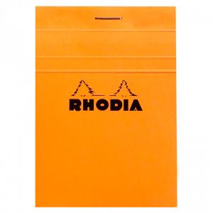 Bloco de Notas Rhodia 8,5x12cm N°12