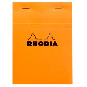 Bloco de Notas Rhodia 10,5x14,8cm N°13