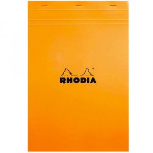 Bloco de Notas Rhodia 21x27,9cm N°18
