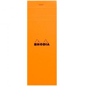 Bloco de Notas Rhodia 7,4x21cm N°8